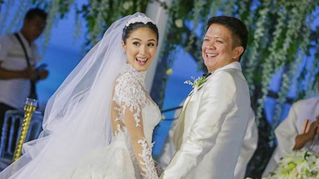 Senator Chiz Reveals He and Wife Heart Evangelista Have A Prenup