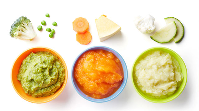 Your Baby Food Guidebook: When to Start, What to Feed Him and Recipes!