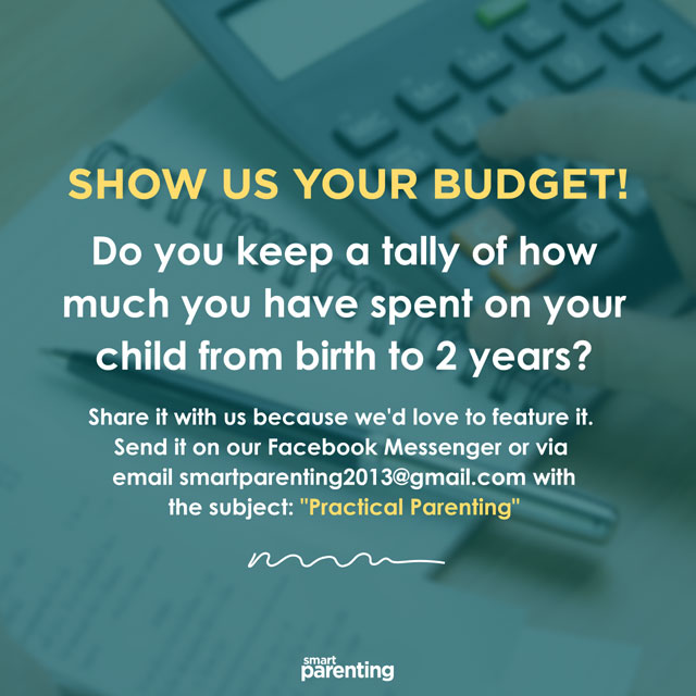 cost raising baby practical parenting