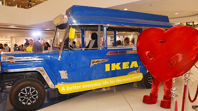 Ikea sm mall of asia