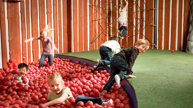 Ikea playground
