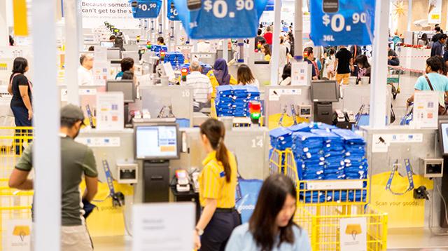 Ikea largest Philippines
