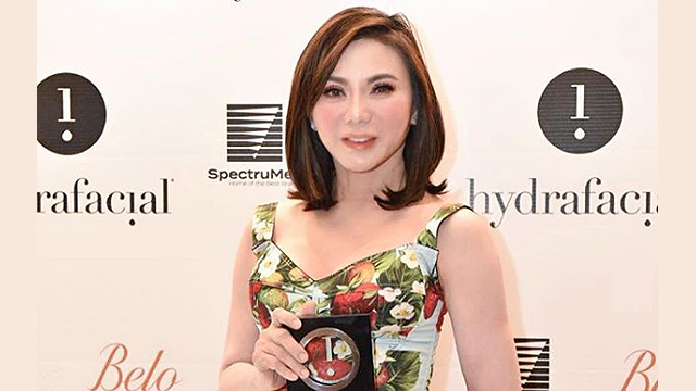 Dr. Vicki Belo Reveals Beauty Habits to Help You Stay Young Even in Your 40s