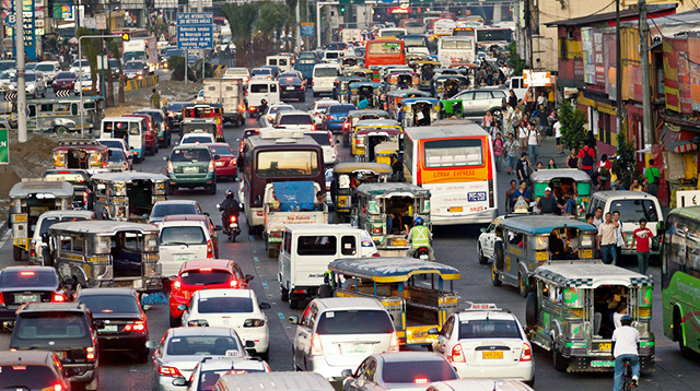 Metro Manila Traffic Is Creating a Crisis Within Filipino Families
