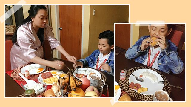 9 Regular Moms Show Their Crazy Morning Routines Through Breakfast Photos