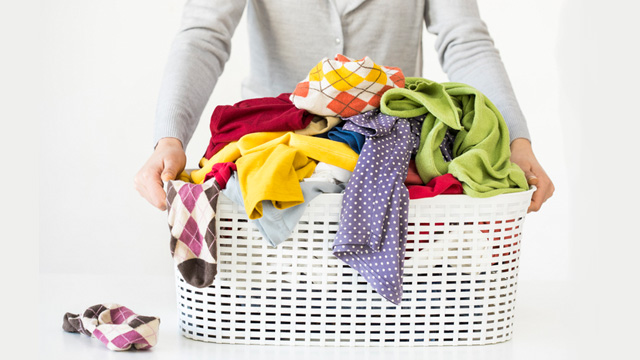 This Convenient Laundry Service App Is Exactly What Moms Need
