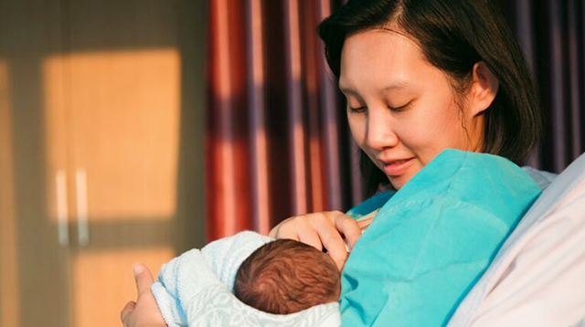 Breastfeeding Promotes Better Mental Health for Both Mom and Baby
