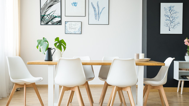5 Things That Don't Belong in Your Dining Area