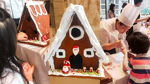 Make an Edible Christmas Decoration Like This Gingerbread House!