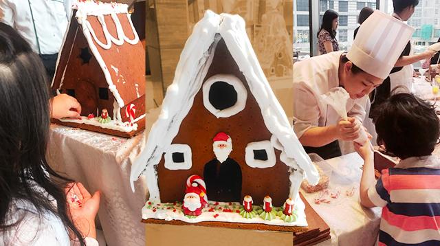 Make an Edible Christmas Decoration Like This Gingerbread House!