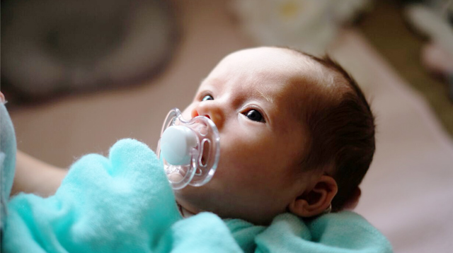 Ever Sucked on Your Baby's Pacifier for a Quick Cleanup? There Is Good News for You