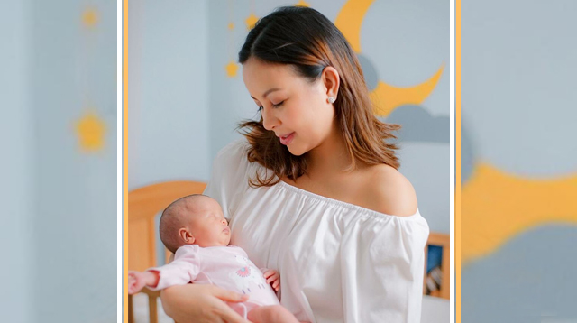 Sitti Describes Postpartum Recovery: 'It's A Sweaty, Leaking, Bleeding Mess'