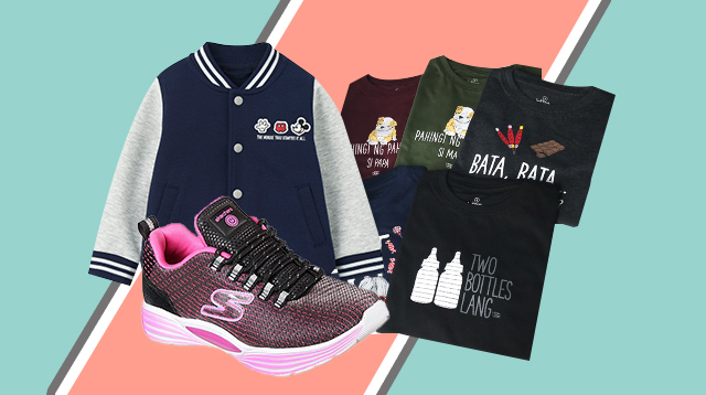 Shop for Your Kids' Holiday Outfits, Starting at Php199