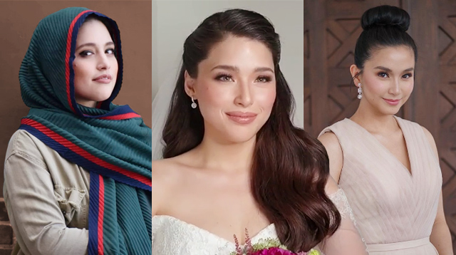 Queenie and Mariel Gave Newlywed Kylie Padilla Sweetest Send-Off