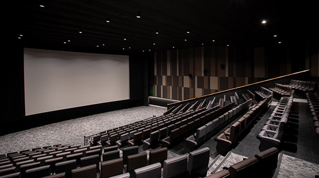 Spend Your Next Movie Night at Shang's New Cinemas