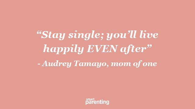 single mom advice