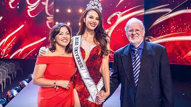 Catriona Gray Says the Way She Was Brought Up Helped Her Win Miss Universe
