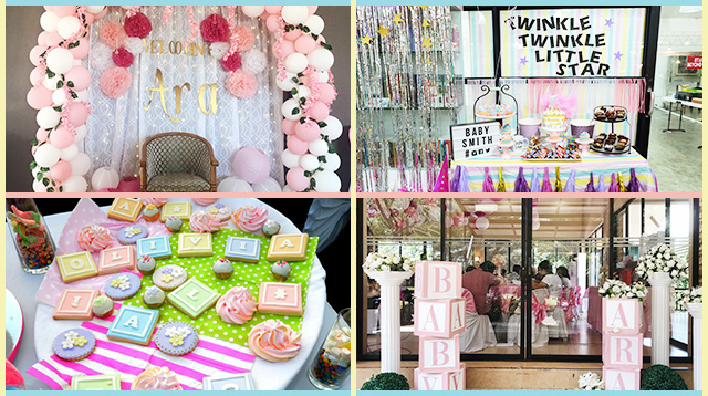 These Real Moms Had a Specific Baby Shower Theme in Mind and They Look Fun!