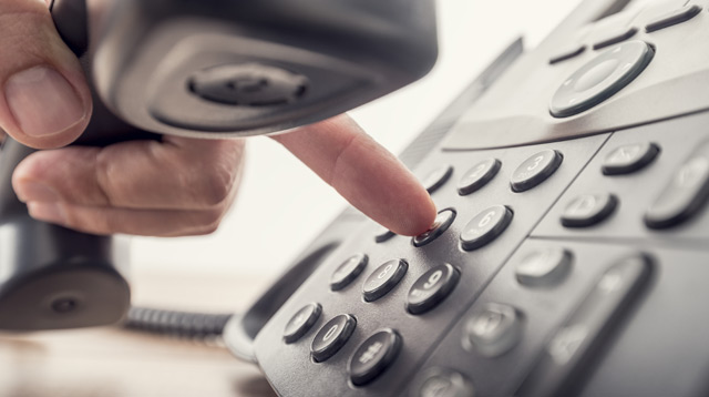 Heads Up: You'll Have A New Landline Number in 2019!