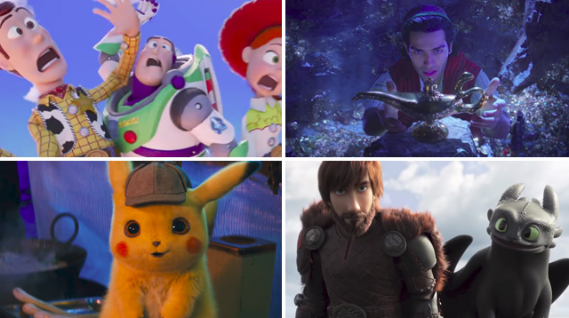 29 Family Movies We're Excited to Watch in 2019 (Lion King! Aladdin! Shazam!)