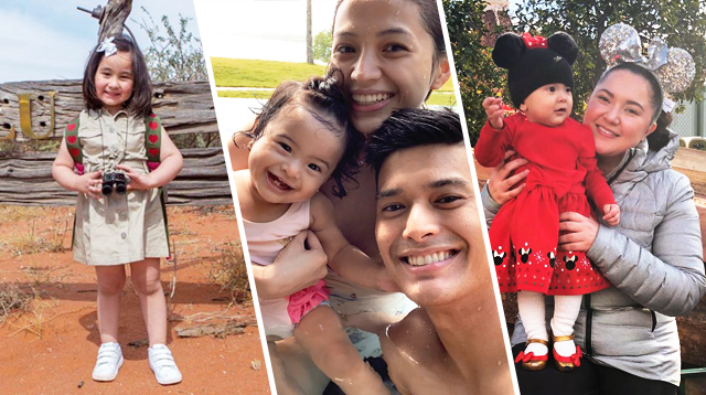 10 Celebrity Families Who Gave Themselves the Gift of Travel!