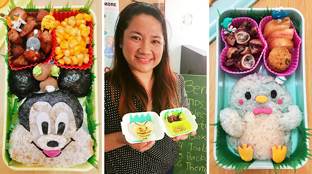 Mom From Iloilo Makes Bento Boxes for Her Son's Lunch Worth P100 to P150 a Meal!