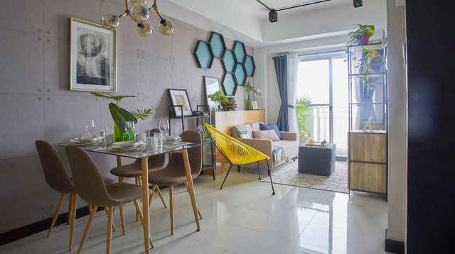An OFW Surprised His Parents With This Condo Unit