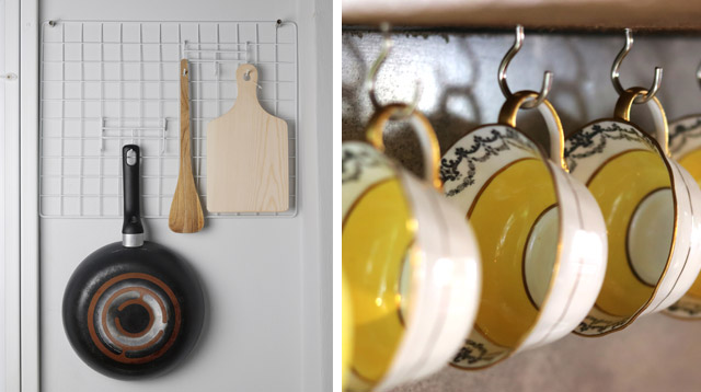 7 Genius Ways to Use Hooks Around the House (Aside From Hanging Photos!)