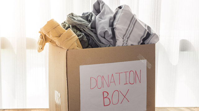 Where You Can Give Clothes, Appliances, Even Bedsheets That Don't Spark Joy