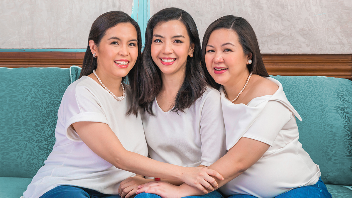 Three Doctors, One Lawyer, All Sisters Bonded by Their Tough Breastfeeding Journey
