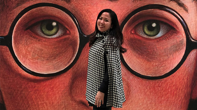 Meet the Pinay Who Helped Promote Books Like Harry Potter and Captain Underpants