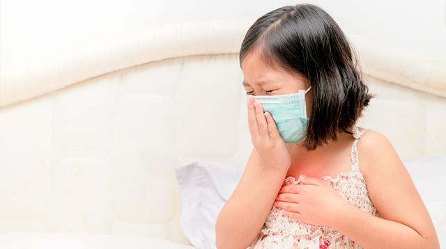 Know if Your Child's Cough Is a Sign of a Cold, the Flu or Something Worse