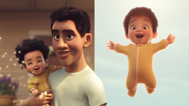 This Upcoming Animated Short Film Features Pixar's First Fil-Am Characters!