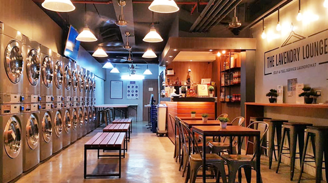 Daming Labada? Make These Laundromats That Offer Good Food and Coffee Your Hangout!