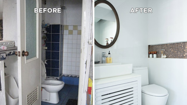 These Makeovers Will Prove Your Bathroom Is Not a Hopeless Case!