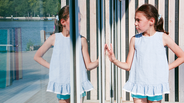 How to Help Your Daughter Stop Comparing Herself to Others and Love Herself