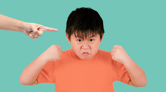 Your Child's Bad and Aggressive Behavior May Be a Result of How You Treat Him