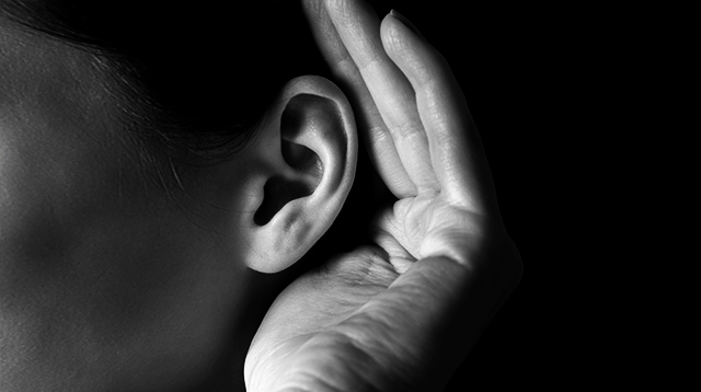 Woman Wakes Up Unable to Hear Male Voices. Yep, It's a Real Condition