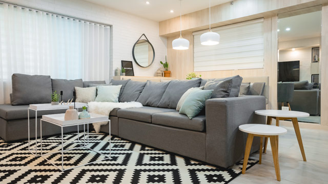 Small Space Ideas From Family Homes In Condo Units
