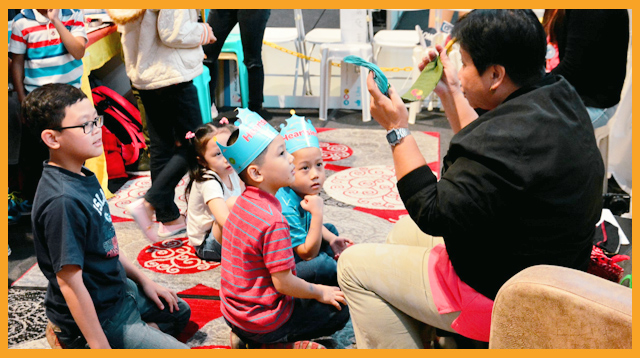 You're Invited to the Biggest Edutainment Extravaganza in Asia This Weekend!