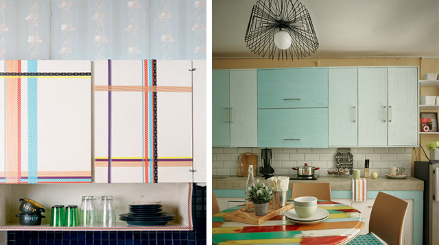 9 Inexpensive Ways to Give Your Kitchen Cabinets a Makeover (Without Removing Them!)