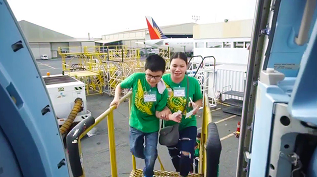 Local Airline Goes the Extra Mile to Accommodate Kids With Autism!