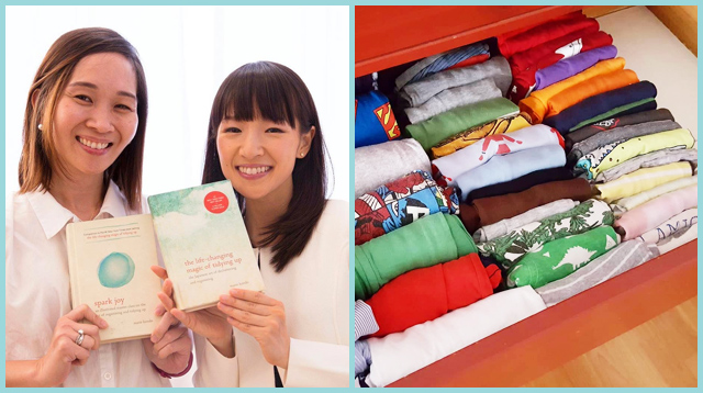 Decluttering Consultant Says It's Easy to Teach Kids How to Clean Up and Shows Us How