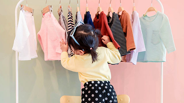 Yes, Let Your 3-Year-Old Decide Certain Things on Her Own (and Learn to Live With It!)