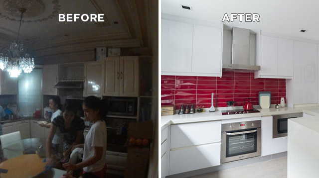 Look at How This Family's Gloomy and 'Makalat' Townhouse Got a Refreshing Makeover!