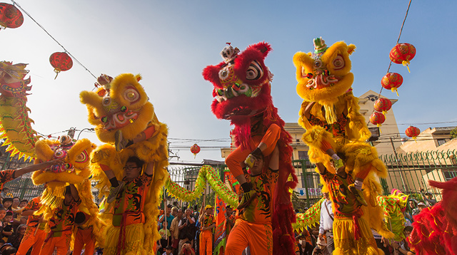 Chinese New Year Itinerary: Where to Celebrate With the Whole Family