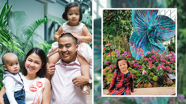 This Couple Says Raising Kids in Singapore Is Expensive But You Get 'Peace of Mind'