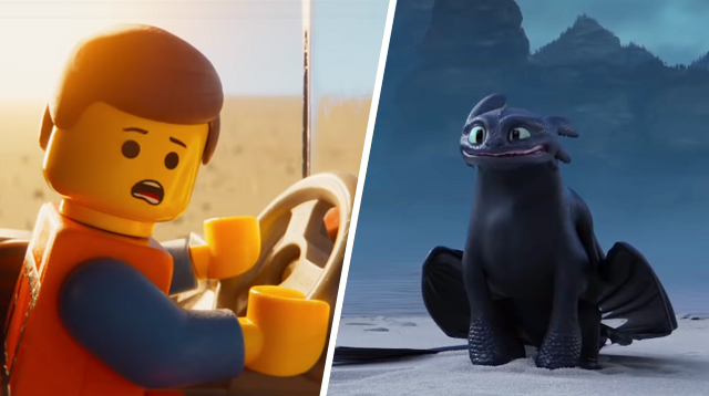 Some of Your Child's Favorite Characters Return to the Big Screen This February!