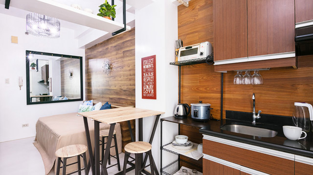 Small Space Makeover For 21 Square Meter Family Home