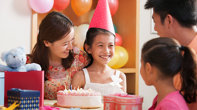 This Birthday Party Trend Eases the Pressure That Comes With Buying Gifts!